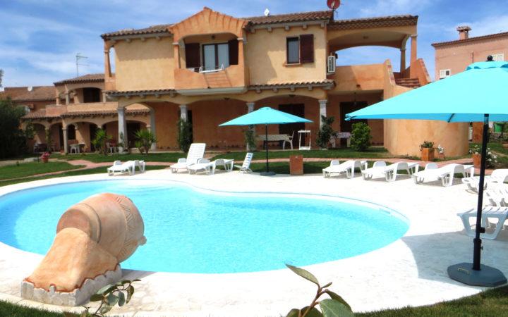 Hotel il Viandante a San Teodoro in Sardegna