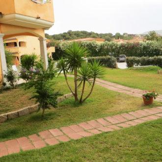 Esterno de Il Viandante Hotel a San Teodoro, Sardegna
