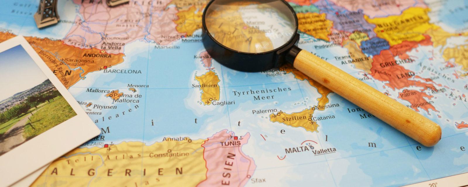 San Teodoro in Sardegna nel cuore del Mar Mediterraneo