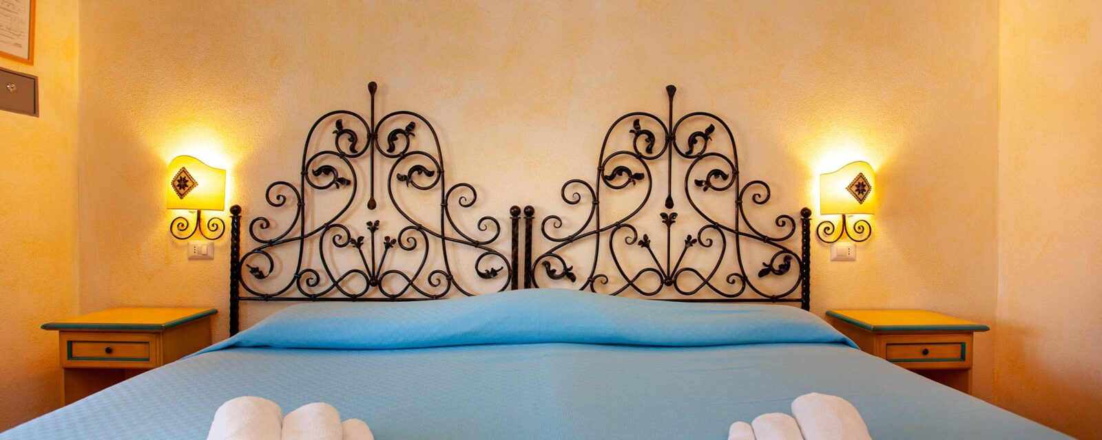 Camera doppia in Hotel a San Teodoro