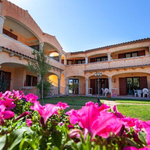 Camere dell'Hotel a San Teodoro