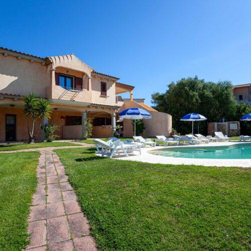 Hotel con giardino e piscina a San Teodoro