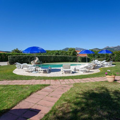 Hotel con piscina riscaldata a San Teodoro