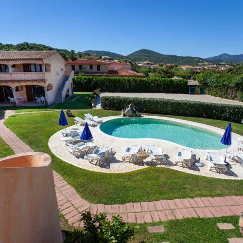 Hotel con parcheggio e piscina a San Teodoro